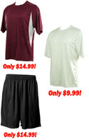 $9.99 Performance Shirts - Really!