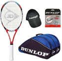 Dunlop Aerogel 4D Racquets - Free String Upgrade, Free Hat and $9.99 6-Packs! 